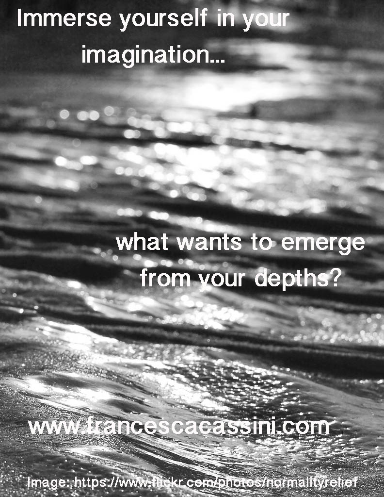 Immerse in Imagination