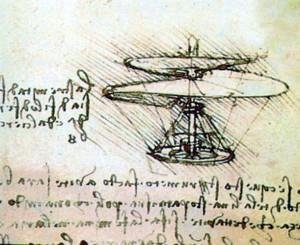 Da Vinci's Ornithopter