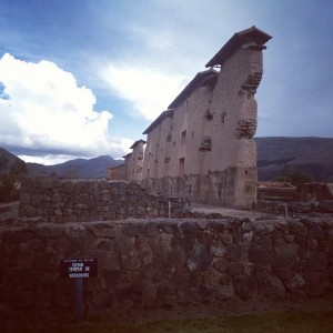 Tallest Temple to Viracocha