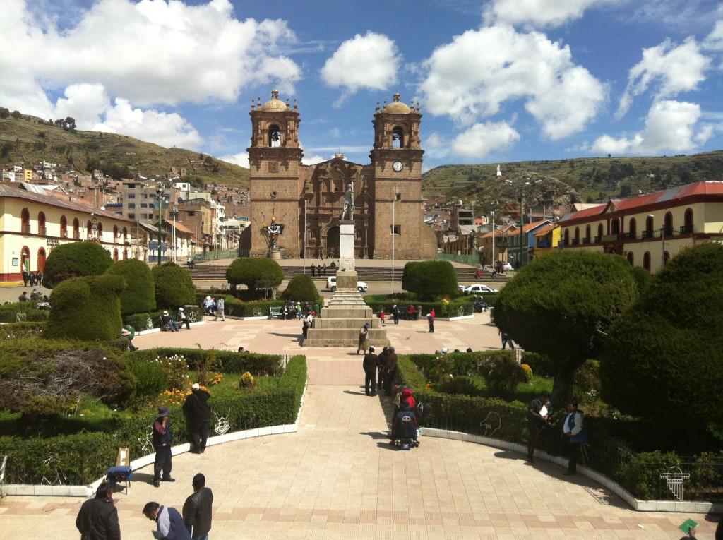 Puno Plaza