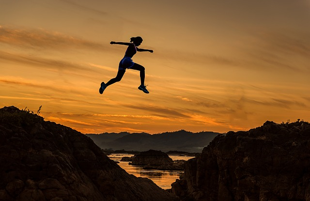 Woman on a Mission – Why Stumble When You Can Soar?