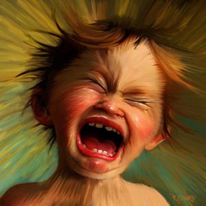 temper-tantrum