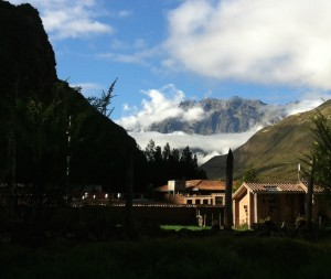 Our Sacred Valley Home
