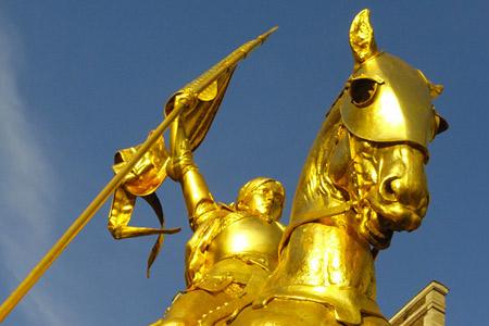 Celebrating Joan of Arc